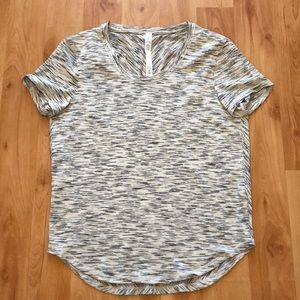 Another Mile Short Sleeve Lululemon top